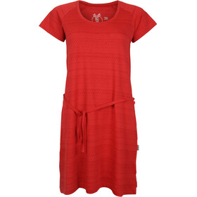 Elkline Malaga Vestito Donna rosso